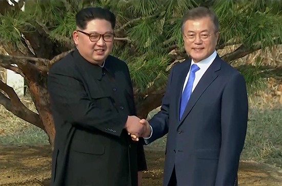 Лидеры двух Корей пообещали, что войны на полуострове больше не будет
