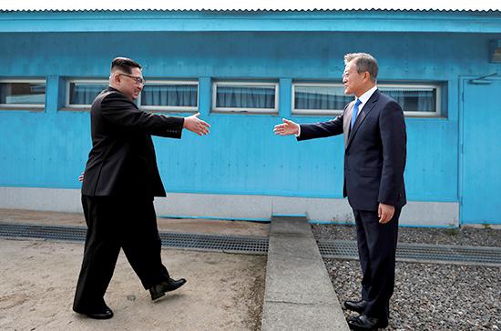 Лидеры Северной и Южной Кореи решили «начать всё сначала»