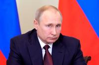 Путин пообещал подумать над совершенствованием мер по проведению Интернета в сёла