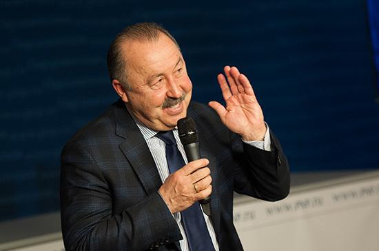 Газзаев: отличительная черта ЦСКА — доверие к молодым игрокам