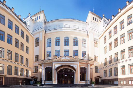 Общественная палата проведёт нулевое чтение проекта о контрсанкциях 8 мая
