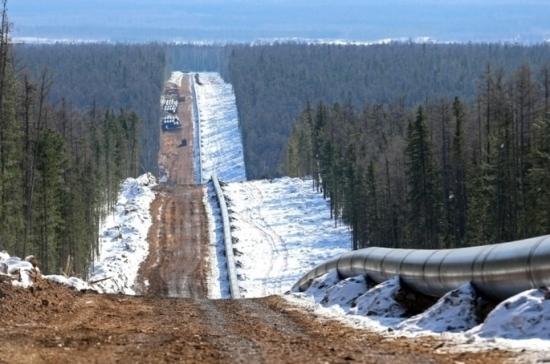 «Газпром» оценил стоимость газопровода «Силы Сибири»