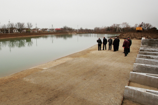 Запасы подземных вод Крыма поэтапно солонеют