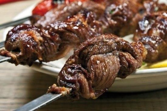 Как сделать, чтобы люля кебаб не свалился с шампура