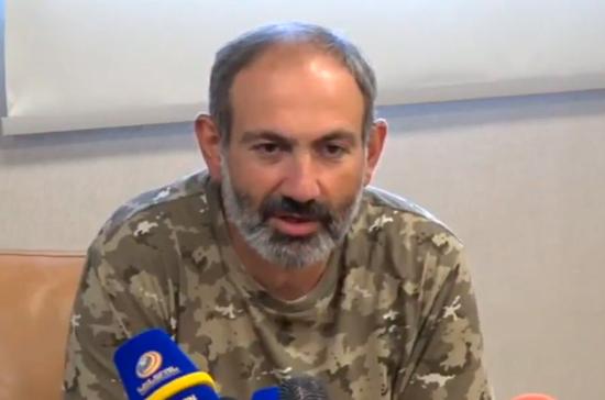Россия остаётся стратегическим партнёром Армении, заявил Пашинян