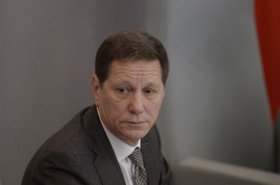 Жуков не будет участвовать в выборах главы ОКР