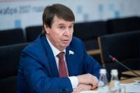 Цеков: размещение миротворцев в Донбассе возможно только на линии разграничения