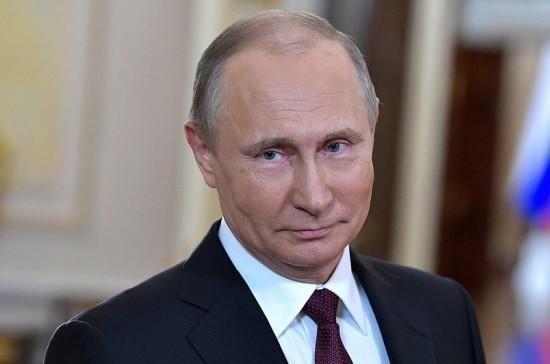 Путин выразил надежду, что сборная России покажет на ЧМ бескомпромиссный футбол