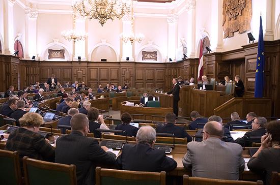 В сейме Латвии предложили ограничить вещание российских телеканалов