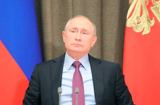 Путин освободил от должности нескольких чиновников МВД, ФСИН и СК