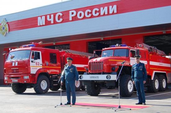 ФСО предлагает увеличить надбавку за выслугу лет контрактникам, работавшим пожарными