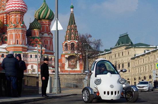Электромобилям дадут преимущество на дороге