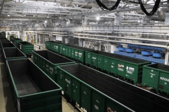 Минпромторг: Россия на 100% обеспечена вагонами для перевозки любых грузов