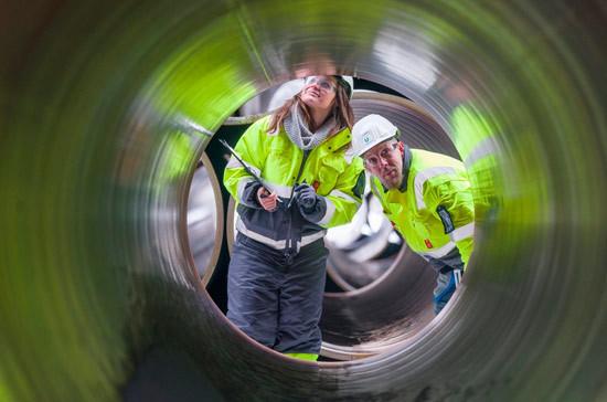 Газопровод к «Северному потоку — 2» обойдется в 74,7 млрд