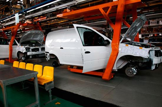 Эксперты оценили утверждённую Правительством стратегию развития российского автопрома