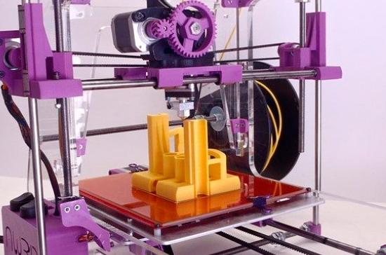 Томские учёные усовершенствуют трёхмерную печать