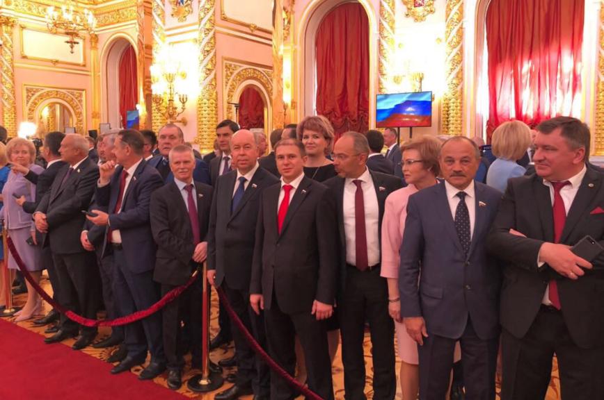 Романов: в выступлении на инаугурации Путин выразил чуткое отношение к россиянам