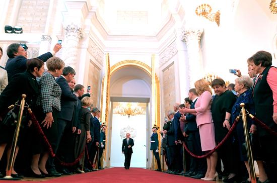 России предстоят определяющие судьбу исторические решения, заявил Путин