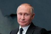 В Кремле началась церемония инаугурации президента