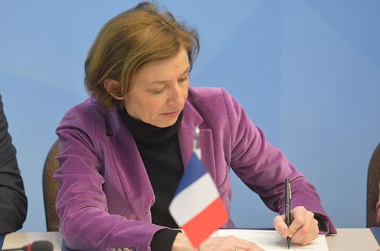 Франция не исключила новых ударов по Сирии в случае повторения химатак
