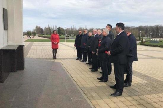 Комитет Совфеда согласовал рекомендации по усилению безопасности приграничных регионов