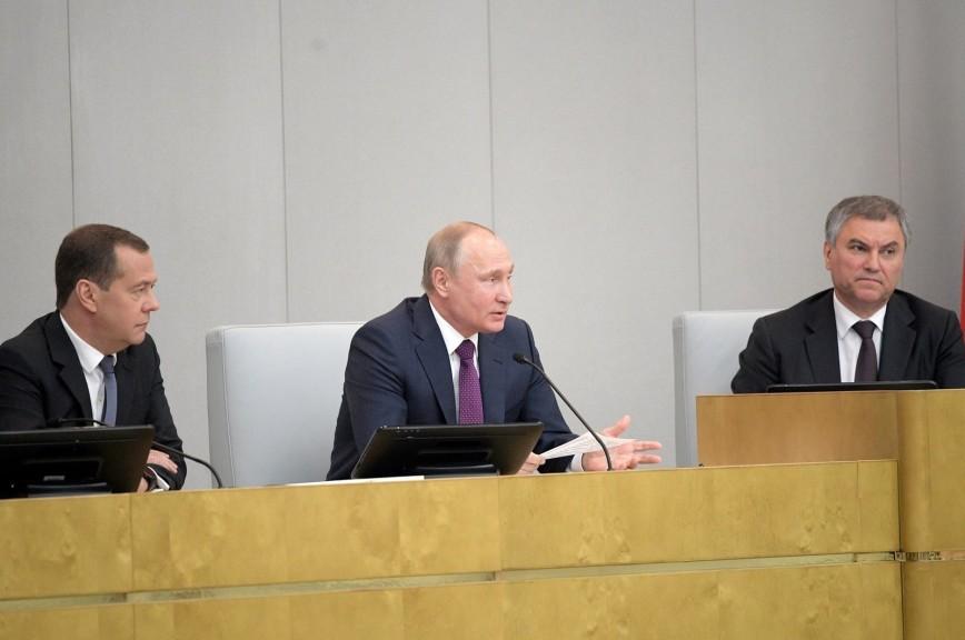 «Будем тут как тут со своими хрюшками»: Путин озвучил план по вытеснению США с китайского рынка
