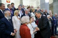Вячеслав Володин поздравил ветеранов с Днём Великой Победы