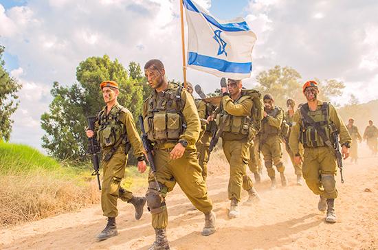 Израиль привел войска в состояние повышенной боевой готовности