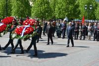 Путин возложил цветы к Могиле Неизвестного Солдата