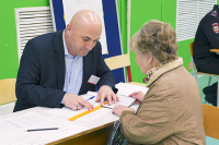 Срок приёма заявлений «мобильных избирателей» продлён, сообщили в ЦИК