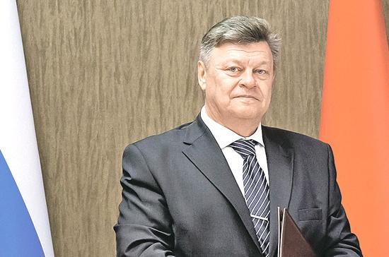 Сергей Стрельченко пожелал «Парламентской газете» творческих побед