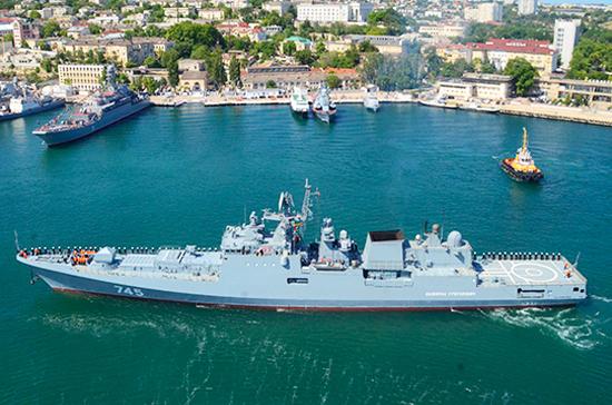«Сиамские близнецы»: Черноморский флот и Севастополь