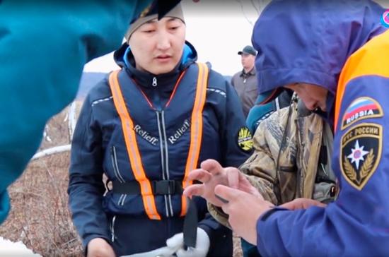 В Якутии ликвидируют последствия паводка