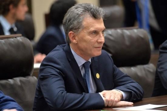 Лидер Аргентины не смог принять приглашение Путина приехать на ЧМ-2018
