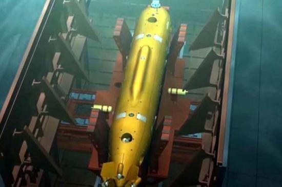ВМФ РФ получит ядерные подводные беспилотники «Посейдон» до 2027-ого года