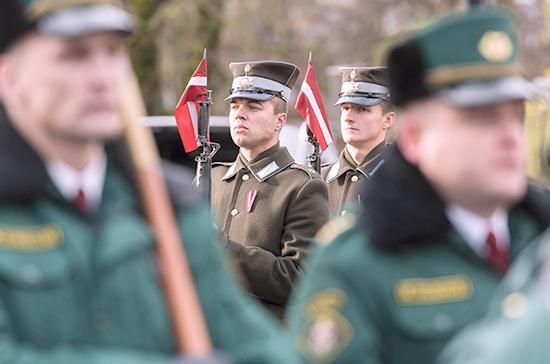 В Латвии заявили о военных кораблях России вблизи своей границы