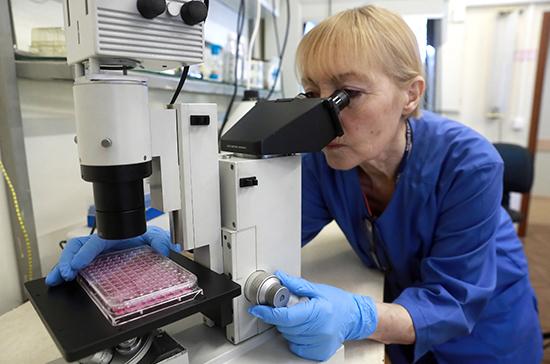 В России разработают «оружие» против микробов-убийц