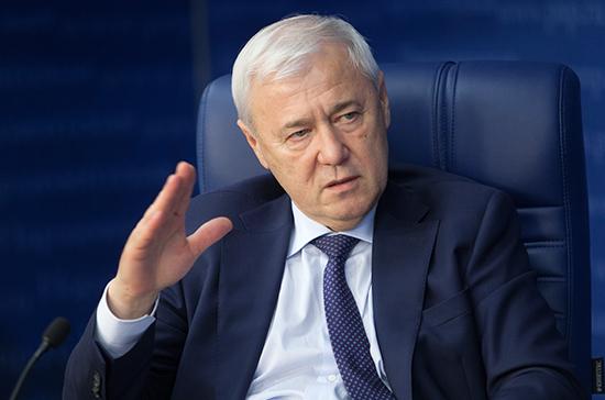 Аксаков: введение наказания за соблюдение в РФ санкций банковскую систему не расшатает