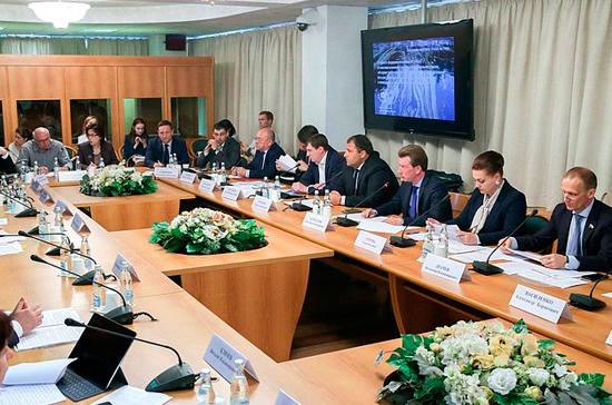 Госдума представит рекомендации по доработке законопроекта о  ликвидации нефтеразливов
