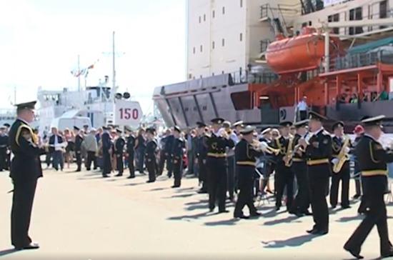 В Архангельске впервые открылся Фестиваль арктического флота