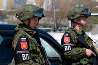 Военная полиция может быть частично подчинена руководству военных округов
