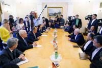 Санкции США могут простимулировать экономическое сотрудничество России и Ирана, считает эксперт