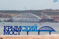 Крымский мост откроют на полгода раньше срока