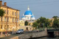 Синоптик рассказал о новом температурном рекорде в Санкт-Петербурге