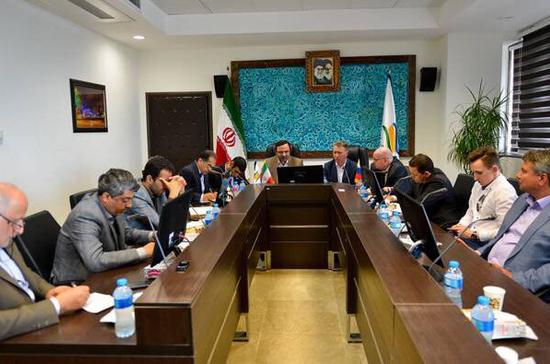 Власти Саратовской области планируют открыть иранский торговый дом