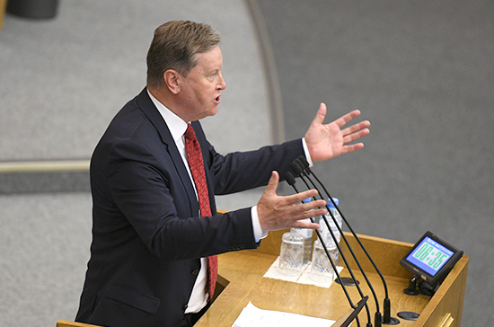 «Справедливая Россия» предложила свой вариант законопроекта о контрсанкциях