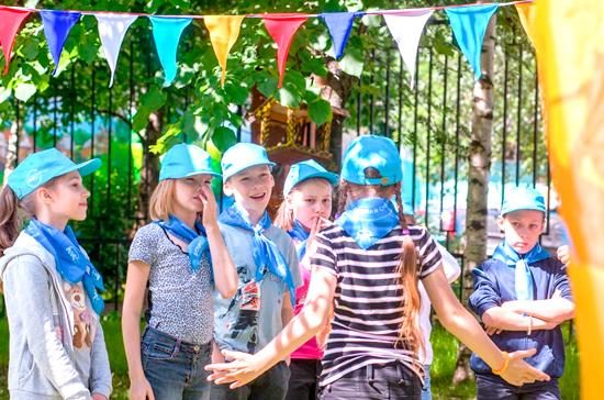 В России может появиться программа ремонта детских лагерей