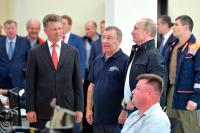 Путин поделился впечатлениями об открытии Крымского моста