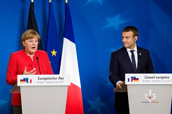 Германия и Франция хотят «оживить» Минские соглашения без инструкций США, считает эксперт