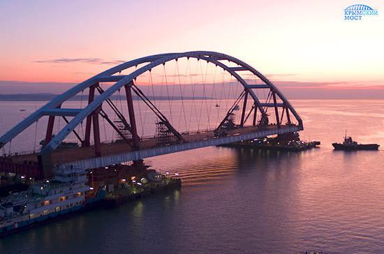 В США выразили беспокойство по поводу Крымского моста
